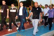 Gaziosmanpaşa 'kalp sağlığı' için yürüyor