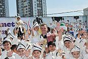 Gaziosmanpaşa'da Bin 200 Çocuk Erkekliğe İlk Adımı Attı