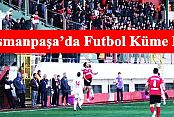 Gaziosmanpaşa'da Futbol Küme Düştü