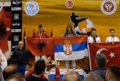 Balkan Tekvando Şampiyonasında Gaziosmanpaşa`dan Büyük Başarı !