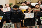 Gaziosmanpaşa Belediyesi'nden Başarılı Öğrencilere Karne Hediyesi