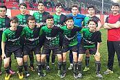 Küçükköyspor U15 takımı Türkiye üçüncüsü oldu