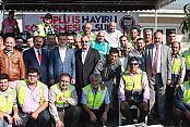 Gaziosmanpaşa Belediyesinde toplu iş sözleşmesi sevinci