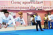 Gaziosmanpaşa'da 2500 çocuğa spor eğitimi