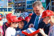 Gaziosmanpaşa'lı Öğrenciler Uygulamalı Eğitimlerle Depreme Karşı Bilinçlendi
