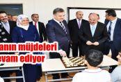 Başkan Usta, Bilgi Evi'ni açtı ve Başkanın müjdeleri devam ediyor