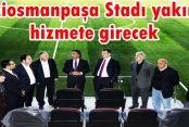 Gaziosmanpaşa'da Karaman için eller semaya kalktı