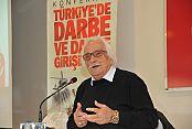 Yavuz Bahadıroğlu,Gaziosmanpaşa'da Gençlere Darbelerin Tarihini Anlattı