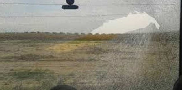Yolcu otobüsüne PKK saldırısı