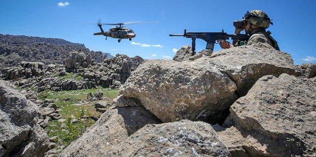 YPG/PKK'ya eylülde ağır darbe
