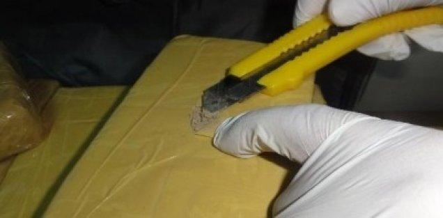 Zehir Taciri 3 Kilo Uyuşturucuyla Yakalandı