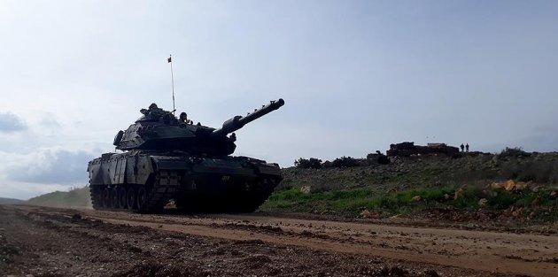 Zeytin Dalı Harekatı'nda 2777 terörist etkisiz hale getirildi