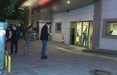 Bayrampaşa'da özel hastanede dehşet! Hemşireyi önce darp etti, sonra vurdu.