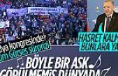 Cumhurbaşkanı Erdoğan'a Müslüm Gürses sürprizi