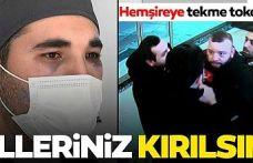 Gaziosmanpaşa'da hemşireye saldırı
