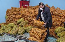 Gaziosmanpaşa'da İhtiyaç Sahibi 4.500 Aileye Patates Yardımı
