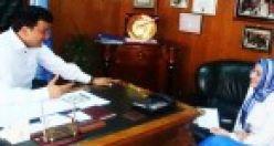 Küçükköy Esnaf ve Sanatkarlar Odası Başkanı Erkan