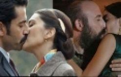 Süleyman'a misilleme mi?   Bergüzar Korel ve Kenan İmirzalıoğlu'nun paylaştığı Karadayı dizisine Feride ve Mahir'in öpüşme sahnesi damga vurdu.