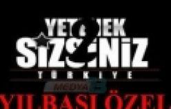 Yetenek Sizsiniz Türkiye Yılbaşı özel izle, Yetenek Sizsiniz Türkiye 2012 izle, Yetenek Sizsiniz Türkiye yeni yıl programı ile 31 Aralık 2011'de Show Tv'de