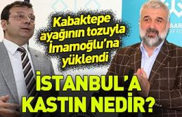 Osman Nuri Kabaktepe'den Gazi yakınını tehdit eden İmamoğlu'na sert cevap