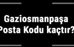 İşte Gaziosmanpaşa'nın ve mahallelerinin Posta Kodları!