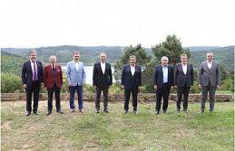 İkinci Bölge Belediye Başkanları Toplantısı Sultangazi'de Gerçekleştirildi.
