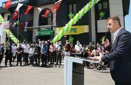 Gaziosmanpaşa'da birçok hizmeti içerisinde bulunduran semt konağı açıldı