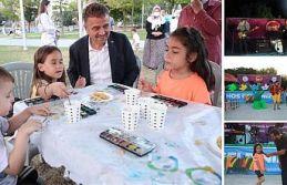 Gaziosmanpaşalılar Mahallelerde Düzenlenen Sanat Şenliklerinde Buluşuyor