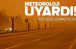 İstanbul, İzmir, Ankara hava durumu: Göz gözü görmeyecek! Toz taşınımı...