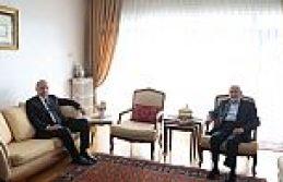 Cumhurbaşkanı Erdoğan'a Oğuzhan Asiltürk ziyareti soruldu