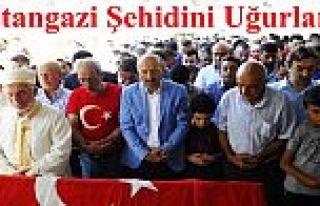 16 Yaşındaki Darbe Şehidi Sultangazi'den Memleketine...