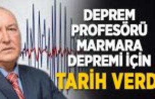 17 Ağustos depremini bilen Prof. Ercan, büyük İstanbul...
