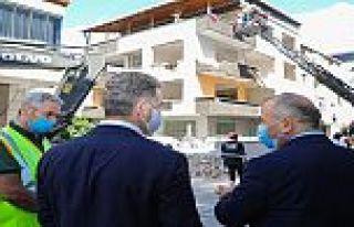 Gaziosmanpaşa'da gerçeğini aratmayan deprem tatbikatı