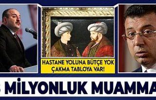 Bakan Varank İmamoğlu'nu yerin dibine soktu