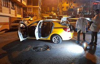 Gaziosmanpaşa'da olaylı gece! Sürücüye silah...
