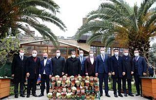 Belediye Başkanları Bayrampaşa'da toplandı