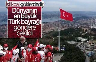 Cumhurbaşkanı Erdoğan, dünyanın en büyük Türk...