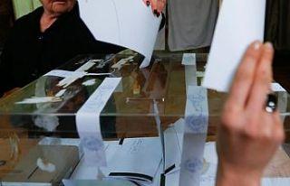 Gaziosmanpaşa'da Bulgaristan seçimleri için oy...