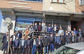 KAS-DER Gaziosmanpaşa Şubesi kongre yaptı