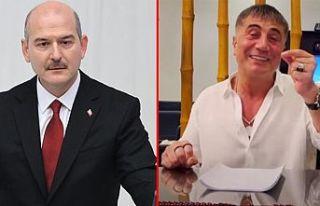 Bakan Soylu'nun kurucusu olduğu şirketten Sedat...