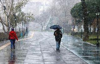 Meteoroloji'den İstanbul için sarı uyarı!...