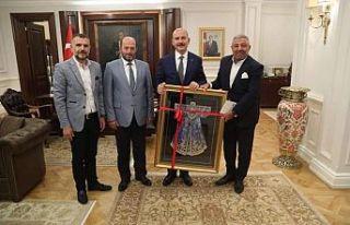 Trabzon Dernekleri Federasyonu'ndan Bakan Soylu'ya...