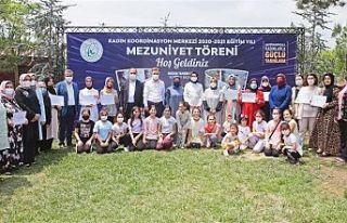 Gaziosmanpaşa'da 5 bin 734 kursiyer eğitimini...