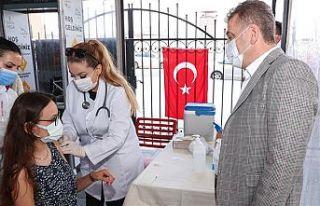 Gaziosmanpaşa'dan Aşı Seferberliğine Tam Destek