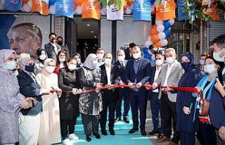 Ak Parti Gaziosmanpaşa Karadeniz Mahallesinde İrtibat...