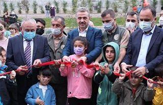 Gaziosmanpaşa'da Park Açılışı!