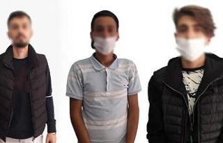 İstanbul'da 3 ilçede uyuşturucu operasyonu:...