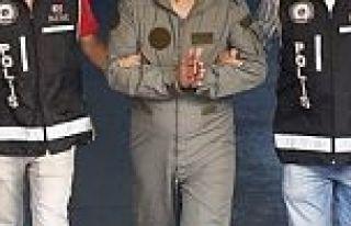 2. Ana Jet Üssü Komutanı yakalandı