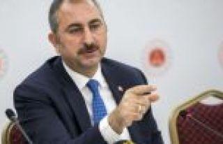 Adalet Bakanı Gül: Yargı reformu Türk milletinin...