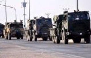 Afrin, Türkiye tarafından üç bölgeden kuşatılıyor
